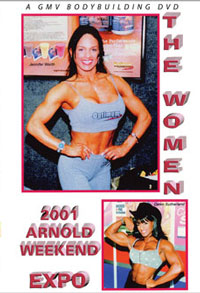 2001 Arnold Weekend Expo: The Women