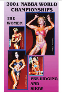 2001 NABBA World Championships: Women