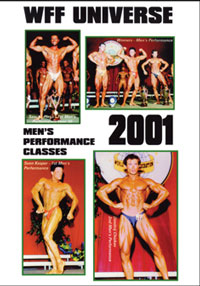 2001 WFF Universe: Men's #2 - Performance Classes