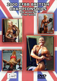 2000 EFBB British Championships: The Women's Pump Room