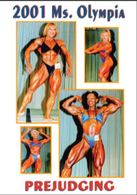 2001 IFBB Ms Olympia - Judging