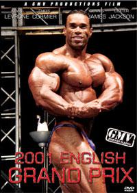 2001 IFBB English Grand Prix