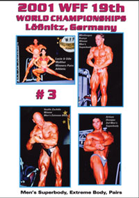 2001 WFF World Championships The Men DVD 3