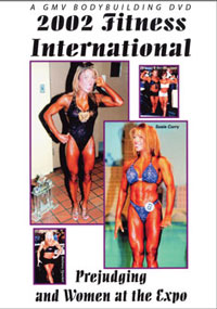 2002 Fitness International & Women at the Expo