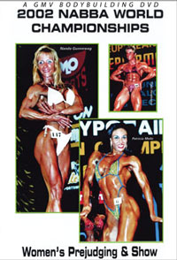 2002 NABBA World Championships: The Women
