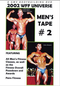 2002 WFF Universe: The Men - DVD # 2