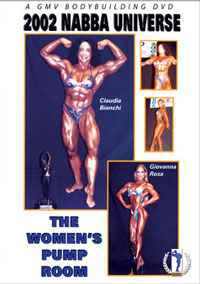 2002 NABBA Universe: The Women's Pump Room