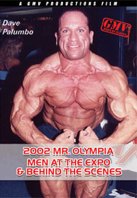 2002 Mr. Olympia - Men at the Expo