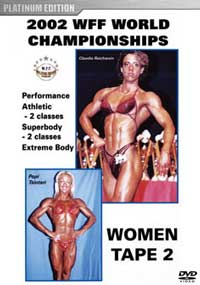2002 WFF World Championships: The Women # 2