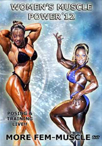 Women's Muscle Power # 12: More FemMuscle - Live!!