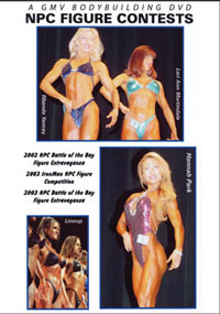 2002/2003 NPC Figure Contests: California