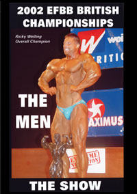 2002 EFBB British Championships: The Men - The Show