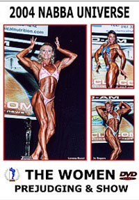 2004 NABBA Universe: Women - Prejudging and Show
