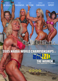 2005 NABBA World Championships: The Women - Prejudging and Show