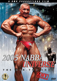 2005 NABBA Universe: The Men - The Show