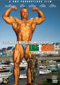 2006 NABBA World Championships: The Men - The Show