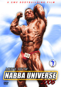 2006 NABBA UNIVERSE - MEN THE SHOW