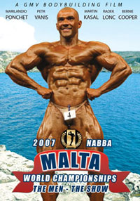 2007 NABBA World Championships: The Men - The Show