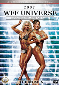 2007 WFF Universe - The Women [PCB-673DVD]