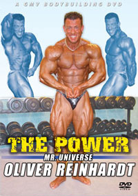 THE POWER - Mr. Universe OLIVER REINHARDT