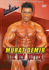 MURAT DEMIR - Mr Universe: THE NEW RIPPER!