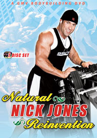 NICK JONES: NATURAL REINVENTION - 2 DISC SET [PCB-689DVD]