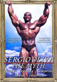 """SERGIO OLIVA – """"The Myth"""""""