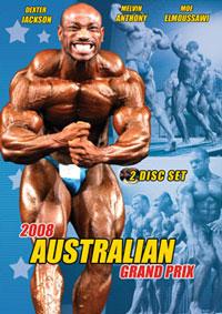 2008 Australian Grand Prix – 2 disc set