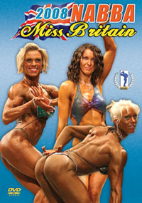 2008 NABBA MISS BRITAIN - PREJUDGING and SHOW