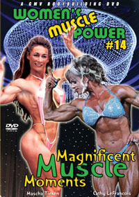 Women's Muscle Power # 14 – Magnificent Muscle Moments