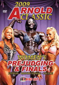 2009 Arnold Classic: The Women\'s Prejudging and Finals