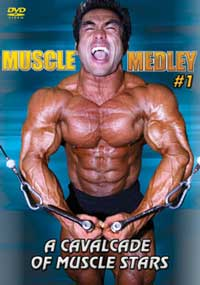 Muscle Medley #1 A Cavalcade of Muscle Stars