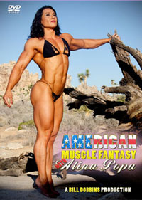 American Muscle Fantasy with Alina Popa [PCB-769DVD]