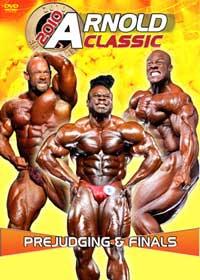 2010 Arnold Classic Prejudging & Finals