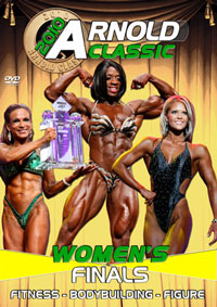 2010 IFBB Arnold Classic Women\'s Finals [PCB-776DVD]