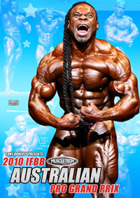 2010 Australian Pro Grand Prix #10