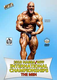 2010 NABBA/WFF International Championships: Men