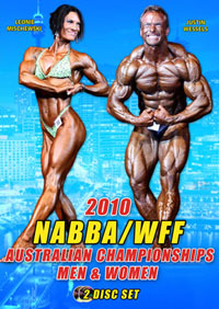 2010 NABBA/WFF Australian Championships: Men and Women