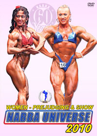 2010 NABBA Universe The Women Prejudging & Show