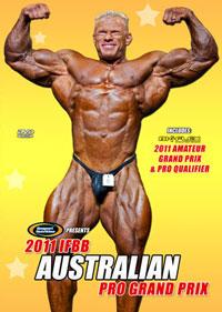 2011 IFBB Australian Pro Grand Prix # 11