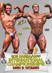 2011 NABBA/WFF International Championships