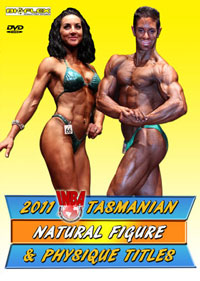 2011 INBA TAS Natural Figure & Physique Titles