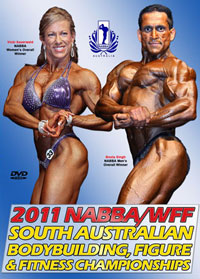 2011 NABBA/WFF Bodybuilding & Figure Championships [PCB-820DVD]