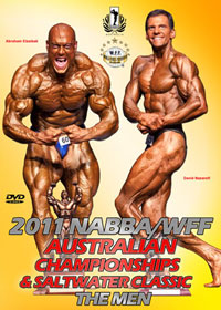 2011 NABBA/WFF Australian Championships: The Men