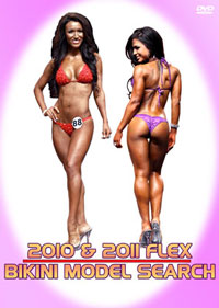 2010/11 FLEX: Bikini Model Search