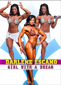 Darlene Escano Girl with a Dream