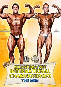 2012 NABBA/WFF International Championships: Men