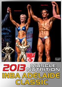 2013 Muscle Nutrition INBA Adelaide Classic