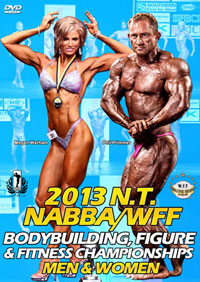 2013 NT NABBA/WFF Bodybuilding, Figure & Fitness Championships