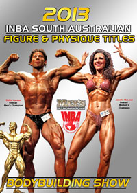 2013 INBA SA Figure and Physique Bodybuilding Titles